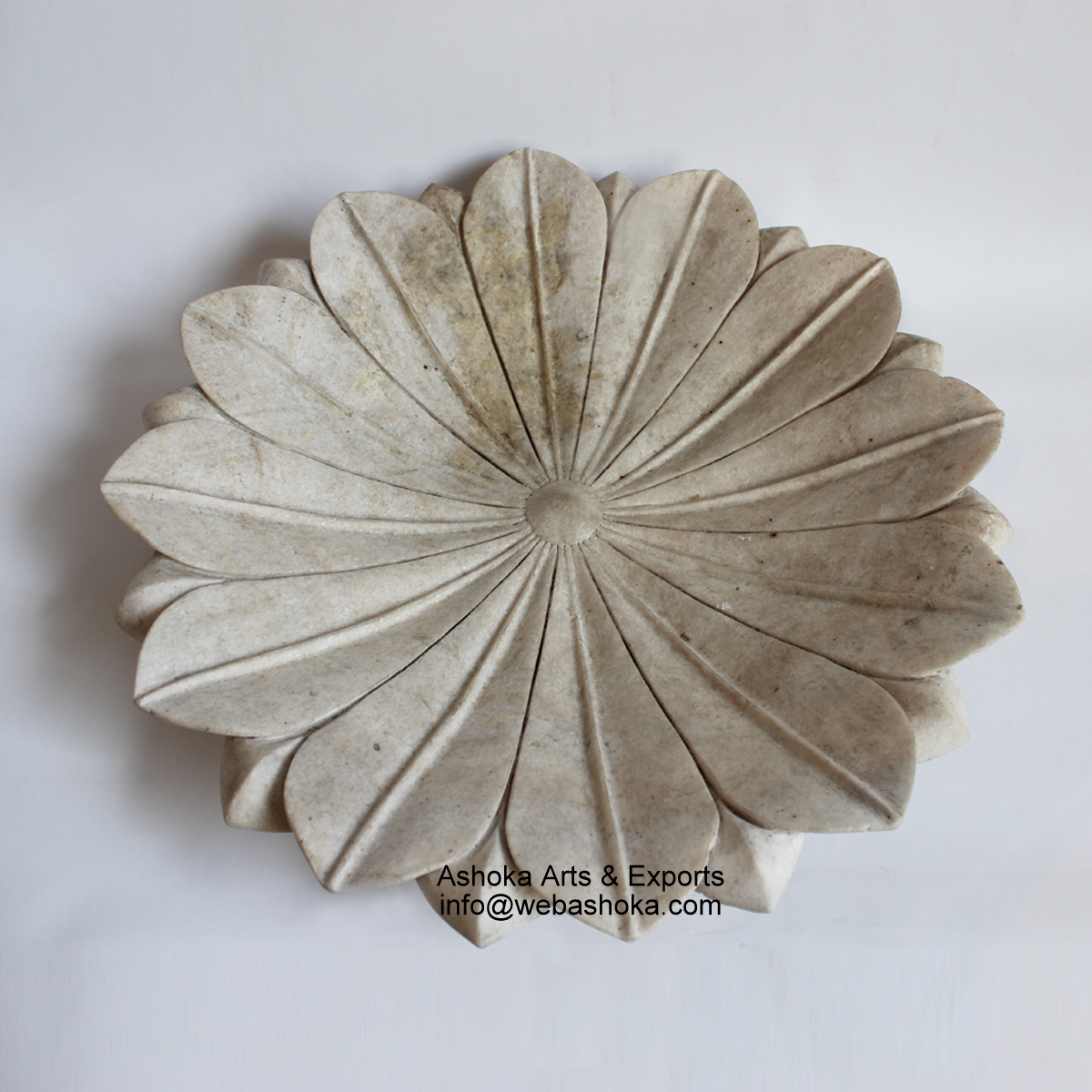 Antique Finished Stone Plate