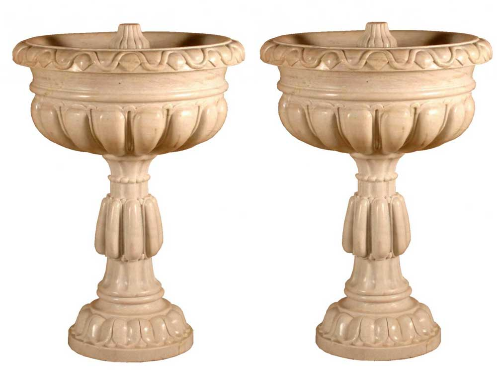 antique indoor fountain : Marble antique fountain for indoor