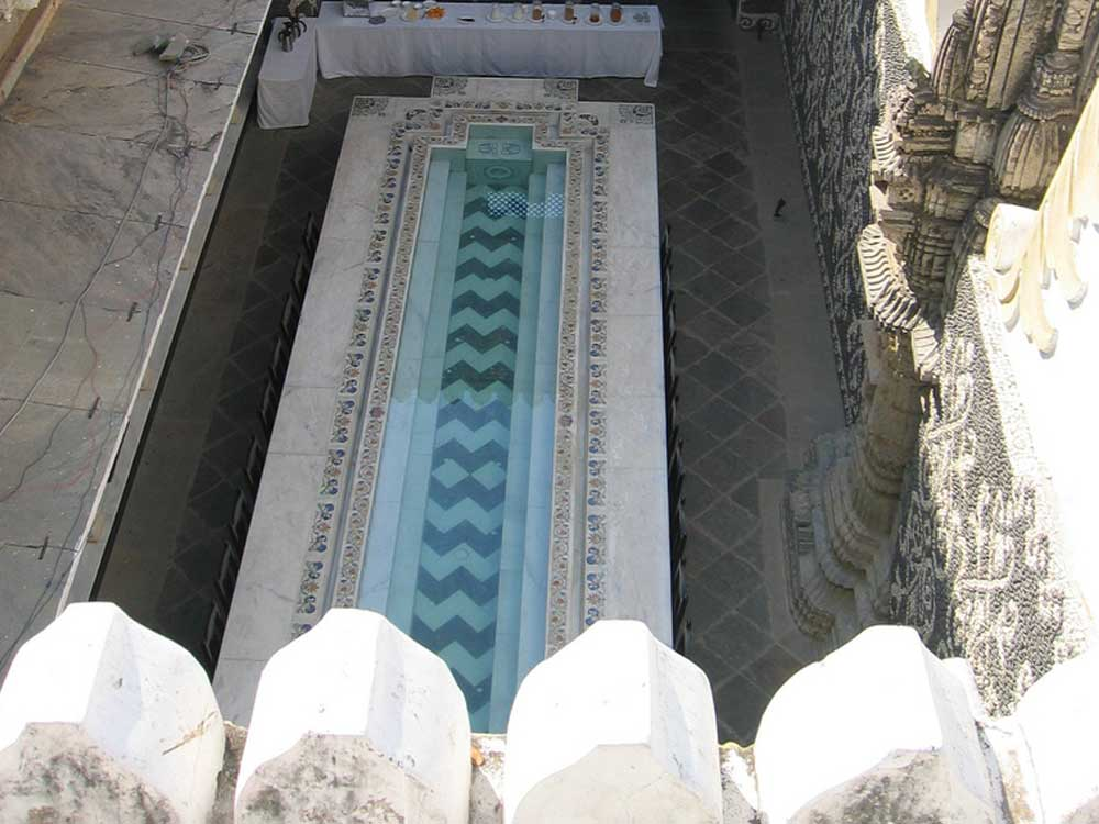 marble inlay fountain manufacturer from rajasthan india