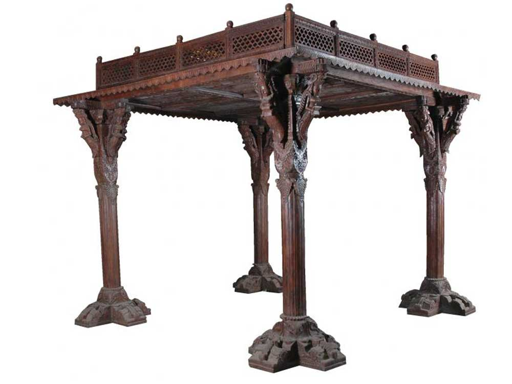 wood gazebo : India Wooden Gazebo Manufacturers India