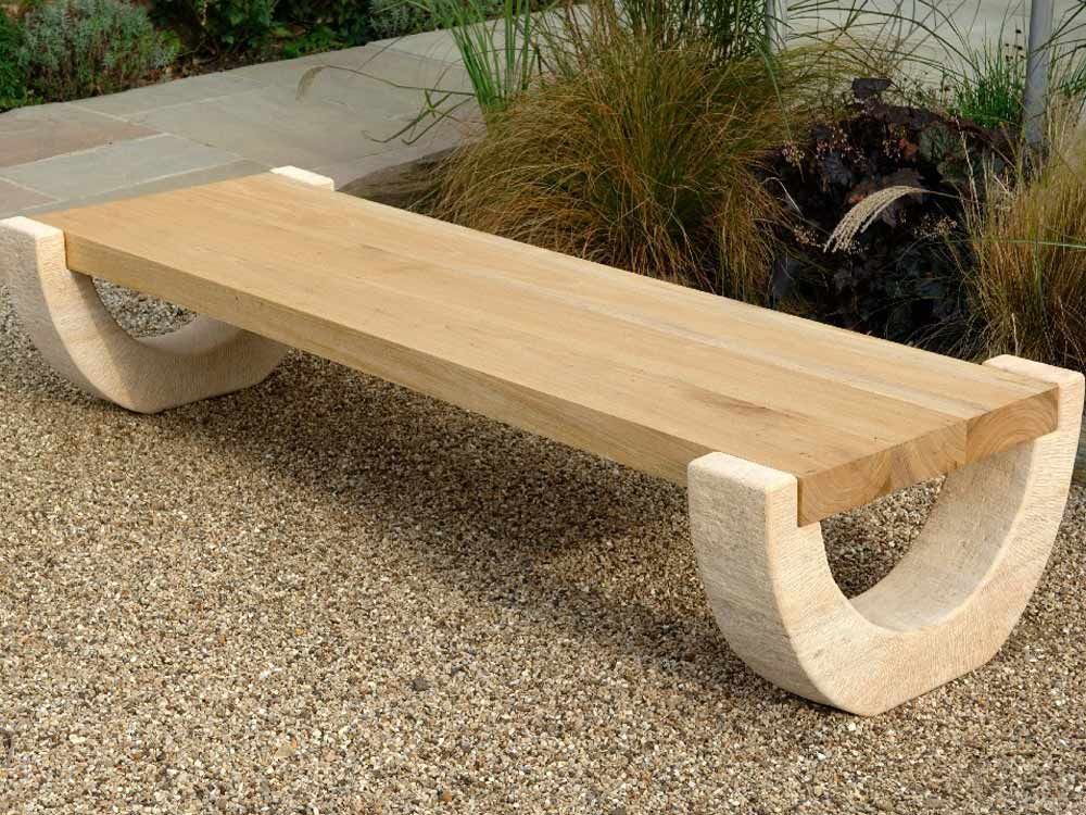 carved stone bench : Stone bench manufacturers