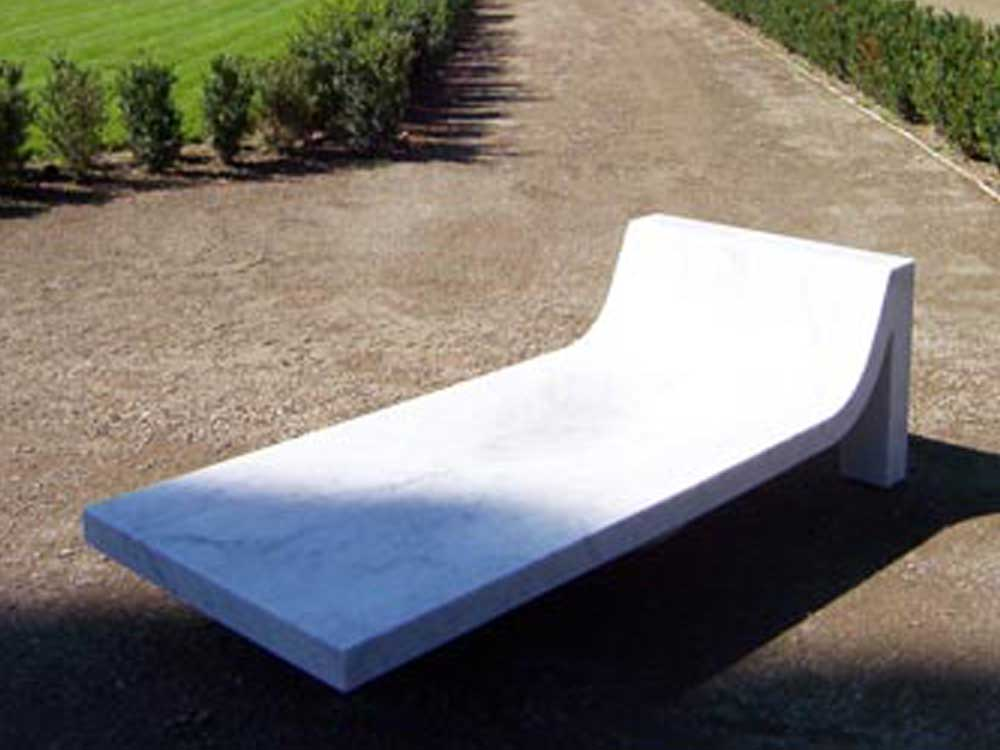 contemporary marble sofa : Indian Marble contemporary sofa