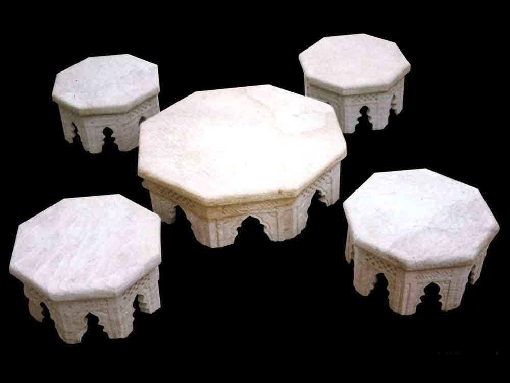 rajasthan marble sofa : marble furniture sofa factory manufacturer india