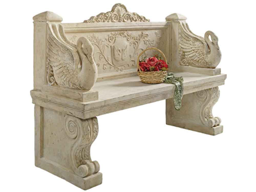 stone peacock table : marble peacock bench : stone peacock garden sofa